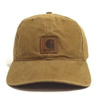 CARHARTT (6PANEL CAP) BROWN