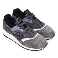 NEW BALANCE (M997 MADE IN USA) DARK GREY