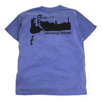 OldGoodThings S/S T-SHIRTS (OLD GOOD CITY) BLUE