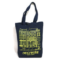 re:create TOTE BAG M SIZE (Comfort Zone) NAVY