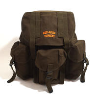 OldGoodthings BACKPACK (EXPEDITION BAG) BROWN