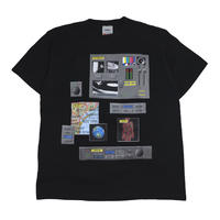 STILLAS S/S T-SHIRTS (SCENARIO) BLACK