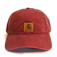 CARHARTT USA (6PANEL CAP) W-RED