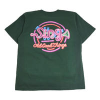 OldGoodThings S/S T-SHIRTS (Sing-Neon) IVY GREEN