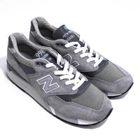 NEW BALANCE (M998 MADE IN USA) GY