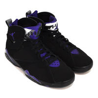 NIKE (AIR JORDAN 7 RETRO) BLACK/PRL