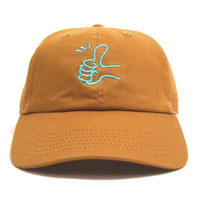 OldGoodThings 6PANEL CAP (Goody) COPPER