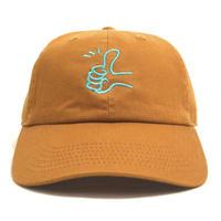 OldGoodThings 6PANEL CAP (Goody) COPPER