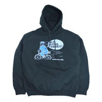 OldGoodThings SWEAT HOODIE (NEVER) FOREST GREEN