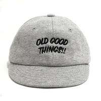 OldGoodThings (O.G.T ORIGINAL UMPIRE CAP) GREY