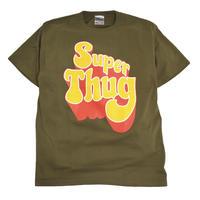 STILLAS S/S T-SHIRTS (SUPER THUG) CITY GREEN