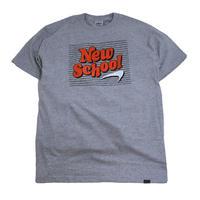 STILLAS S/S T-SHIRTS (NEW SCHOOL) H.GREY
