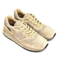 NEW BALANCE (M998 MADE IN USA) BEIGE