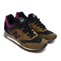 NEW BALANCE (M577 MADE IN ENGLAND) BLACK/BROWN