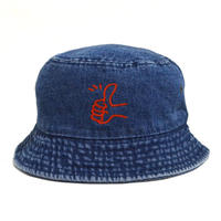 OldGoodThings BUCKET HAT (Goody) DENIM
