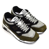 NEW BALANCE (M1500 MADE IN ENGLAND) OLIVE BLACK