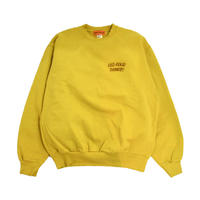 OldGoodThings CREWNECK SWEAT (GOOD PLAYER) CLASSIC YELLOW