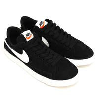 NIKE (WMNS BLAZER LOW SD) BLACK/WHITE