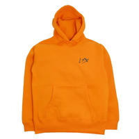 O.G.T SWEAT HOODY (LINK) ORANGE