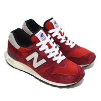 NEW BALANCE (M1300 MADE IN USA) RED/WHITE