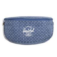 HERSCHEL Supply MINI SHOULDER BAG (SIXTEEN) DOT L.BLUE