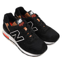 NEW BALANCE (M1400 MADE IN USA) BLACK/BROWN