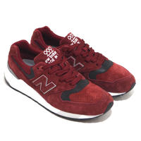 NEW BALANCE (M999 MADE IN USA) BURGUNDY
