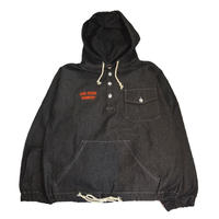 O.G.T ANORAK (GOOD PLAYER) BLACK DENIM