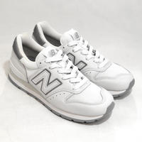 NEW BALANCE (M995 MADE IN USA) WHITE