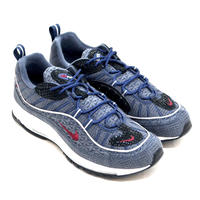 NIKE (AIR MAX 98 QS) THUNDER BLUE
