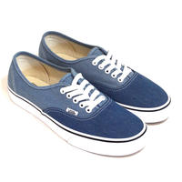 VANS (AUTHENTIC) BLUE DENIM