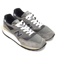 NEW BALANCE (M998 MADE IN USA) GREY L.GREY