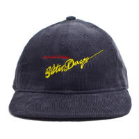 O.G.T CORDUROY 6PANEL CAP (BetterDays) CHARCOAL