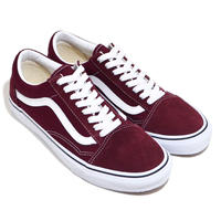 VANS (OLD SKOOL) BURGUNDY