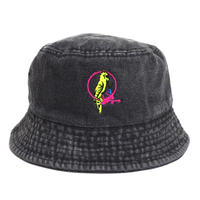 OldGoodThings BUCKET HAT (FUTURE-SP VER.) BLK DENIM