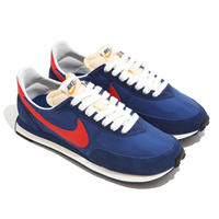 NIKE (WAFFLE TRAINER 2 SP) NAVY/RED