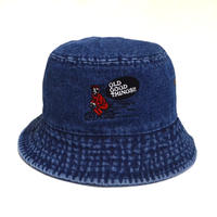 OldGoodThings BUCKET HAT (NEVER) BLUE DENIM