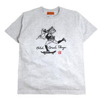 OldGoodThings S/S T-SHIRTS (OLD&NEW) ASH GREY