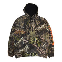 CARHARTT USA SWEAT PARKA (REAL TREE) CAMO