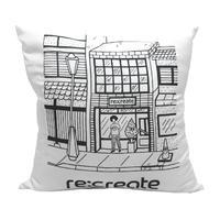 re:create ORIGINAL CUSHION (Comfort Zone)