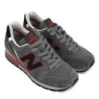 NEW BALANCE (M996 MADE IN USA) GREY/RED