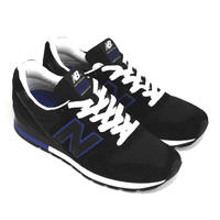 NEW BALANCE (M996 MADE IN USA) BLACK/BLUE