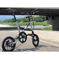 ★店頭在庫あり★  OX bikes PECO pocci  【グランドメタリック】 ノーマルサスペンション仕様