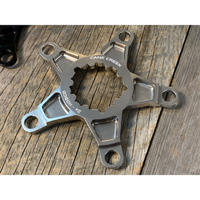 eeWINGS CHAINRING SPIDER(2X用)
