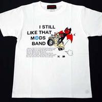 MODS RED BAT Tシャツ