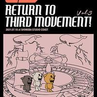 【Blu-ray】the pillows「RETURN TO THIRD MOVEMENT! Vol.3」