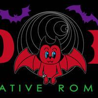 RED BAT logo タオル