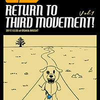 【Blu-ray】the pillows「RETURN TO THIRD MOVEMENT! Vol.1」