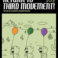 the pillows「RETURN TO THIRD MOVEMENT! Vol.2」DVD