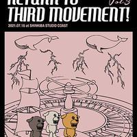 【DVD】the pillows「RETURN TO THIRD MOVEMENT! Vol.3」